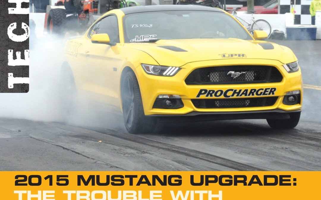 2015 Mustang Clutch Upgrade: