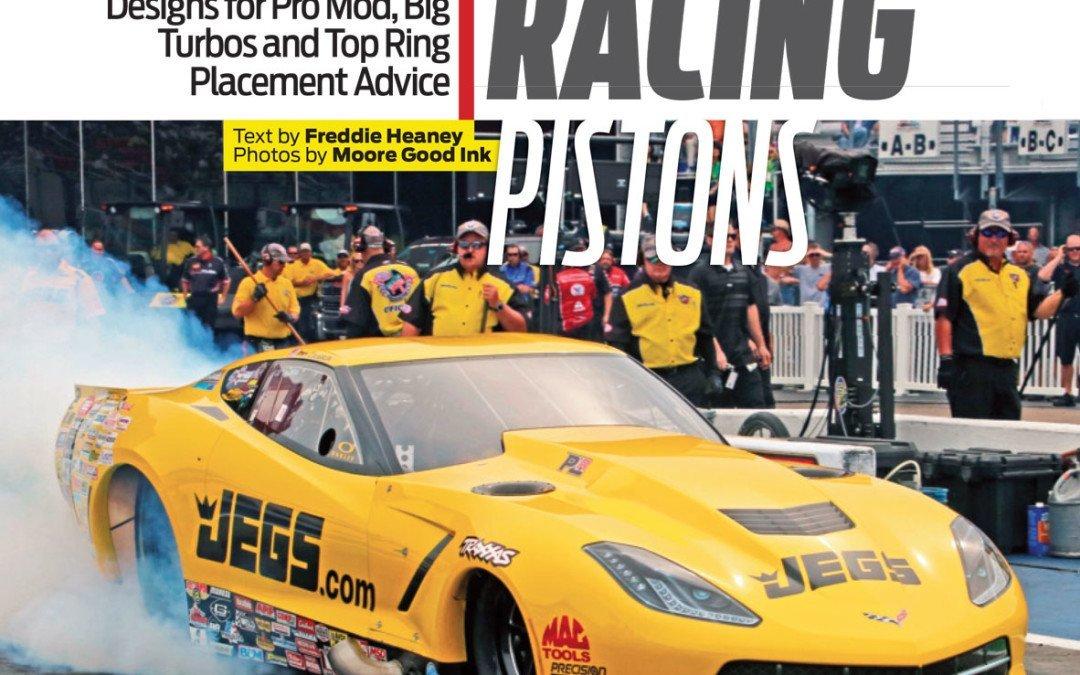 Racing Pistons