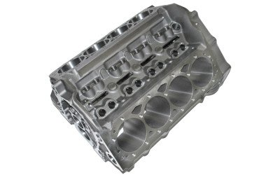 New lightweight cast-iron racing block emerges