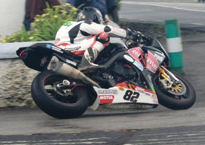 Derek Sheilds, the 2013 Superbike champion and this year's protagonist claimed second places in races 1 and 8 and won the Grand Final