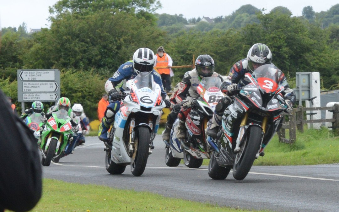 There's road racing…then there's Irish road racing!
