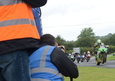 The Irish motorcycling road racing itch has been a constant for a hundred years