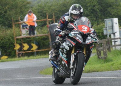 Michael Dunlop (27) has won 13 Isle of Man TT events to date, half as many as his legendary Uncle Joey.