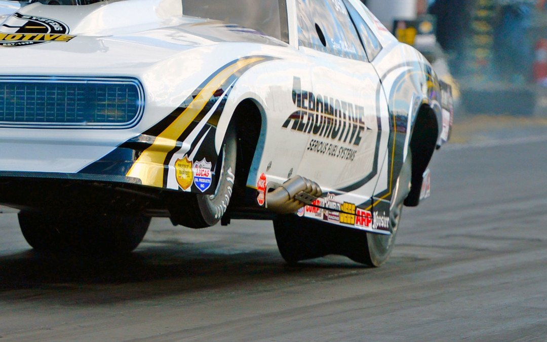 Garlits talks tire shake…