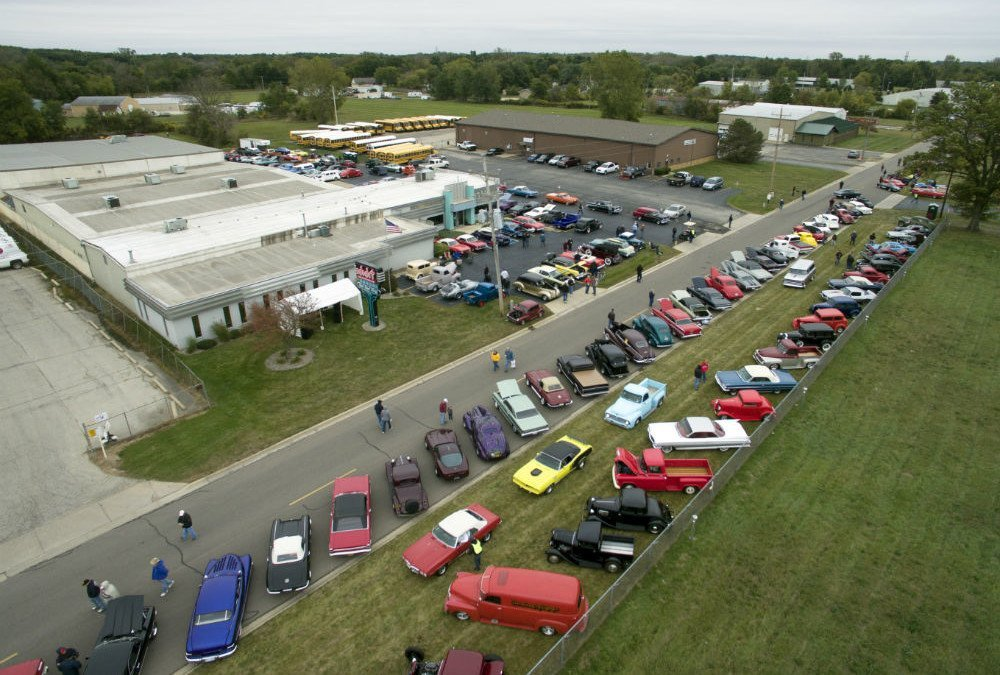 Welcome to ididit's Car Show & Open House