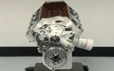 Update on new Hemi cylinder heads for small-block Fords