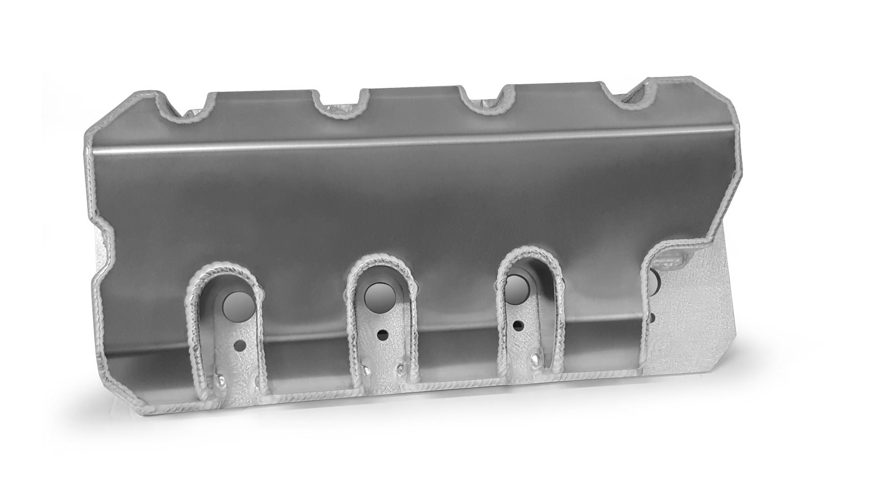 Update On New Hemi Cylinder Heads For Small Block Fords