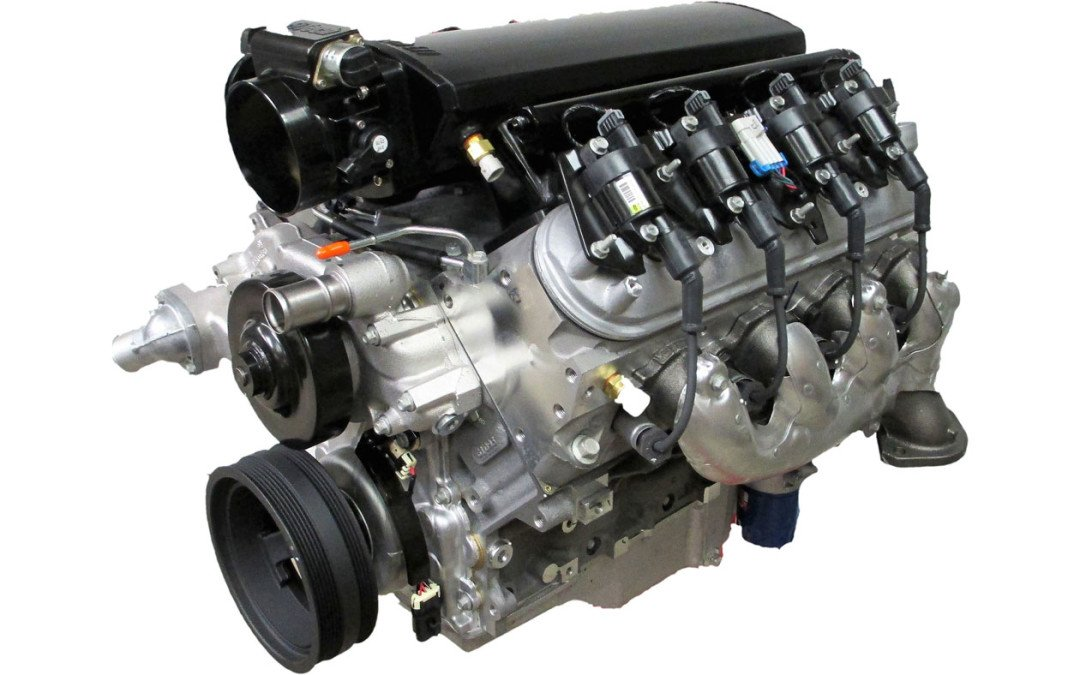 Exclusive LS3 crate engine just announced
