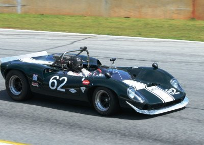 9374_8th place finisher Tom Shelton 1966 Lola T70