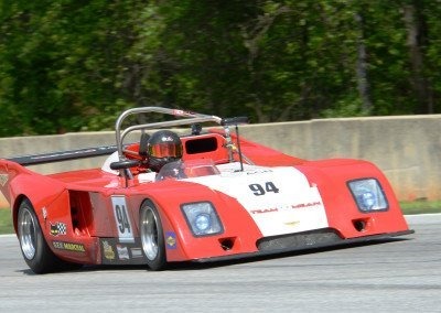 9437 John Harrolds fast FVA-powered B36 Chevron