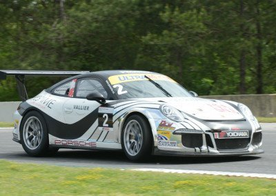 9550_2014 Porsche 3.8L lapping in 1m28s