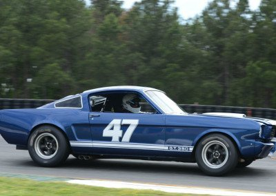 9588_Greg Sproles 5.5L Mustang lapping 1m39s