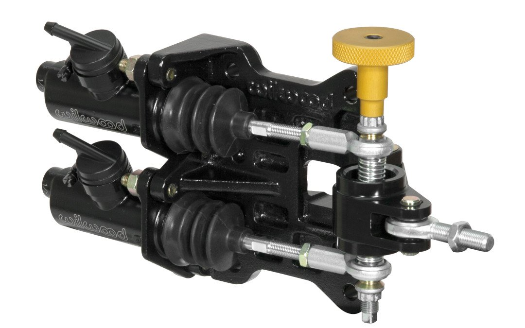 Wilwood Disc Brakes Introduces New Tru-Bar 60 Degree Remote Pedal Master Cylinder Mount