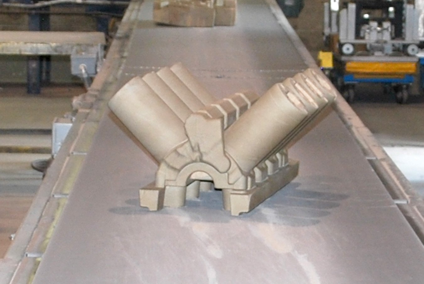 engine block mold