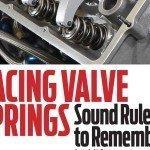 Racing Valve Springs