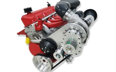 TorqStorm reveals centrifugal supercharger kit for Chrysler Slant Six, the first of its kind