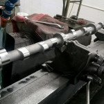 Custom-made billet camshafts: