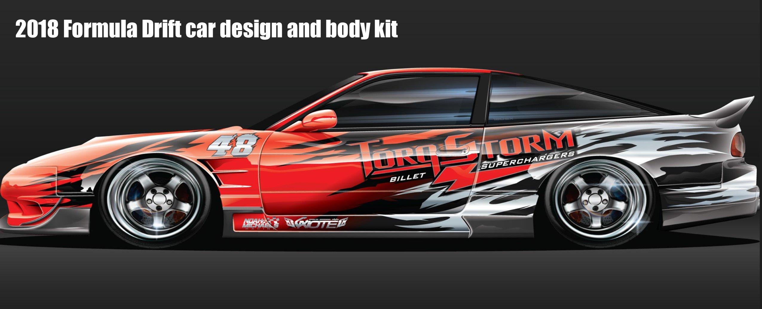 Noah MIchaels Racing-Car