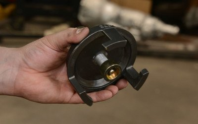 LS crank pulley—a pig to get off?