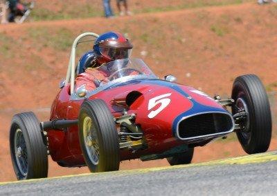 DSC_1350: Hugh Ruthven -'59 Bandini F/J, 1100cc, 2:13.8