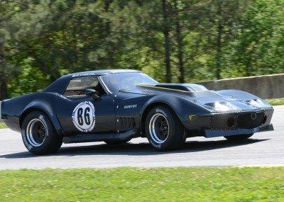 DSC_1395:Edward Sevadjian - '69 Corvette 7000cc, 1:30.7