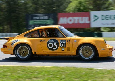 DSC_1442: Chas O'Brien - '74 Porsche 911, 2996cc, 1:42.3