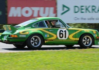 DSC_1464: Josh Simpson'73 Porsche 911, 3000cc, 1:38.3