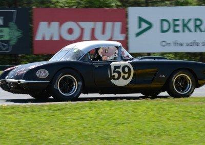 DSC_1488: B&A Chodosh - '59 Corvette, 6555cc, 1:39.3