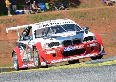 DSC_1507: Werner Stark '01 BMW M3/E46 3.2L, 1:35.4