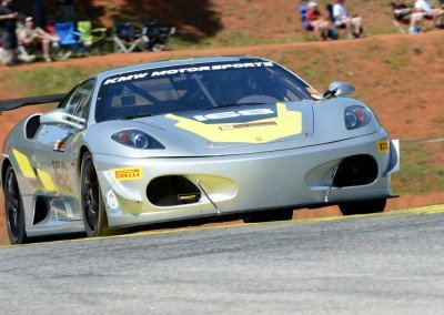 DSC_1518: Danny Burnstein, Columbia SC - '07 Ferrari F430 4.3L, 1:29.2