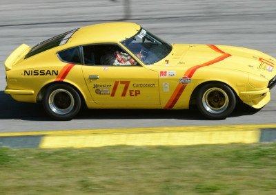 DSC_1577: Lawrence Cooper '71 Datsun 240Z, 2.4L, 1:40.2
