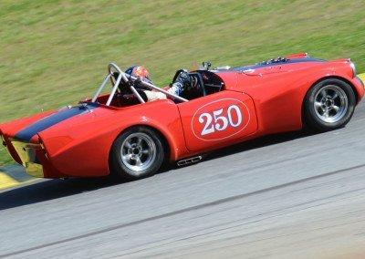 DSC_1628: Larry Ligas '61 Daimler SP250, 2.5L, 1:42.0