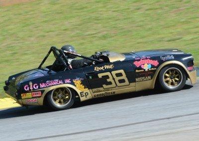DSC_1632: Michael Anderson '68 Datsun SRL, 2L, 1:43.1