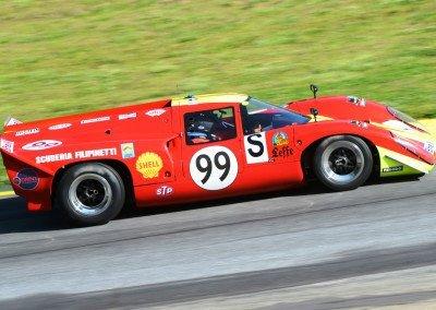 DSC_1738: Moss / Bennett '69 Lola T70 Mk IIIb, 5.7L, 1:31.9