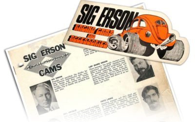 Recalling Sig Erson: the rise of an unusual mind
