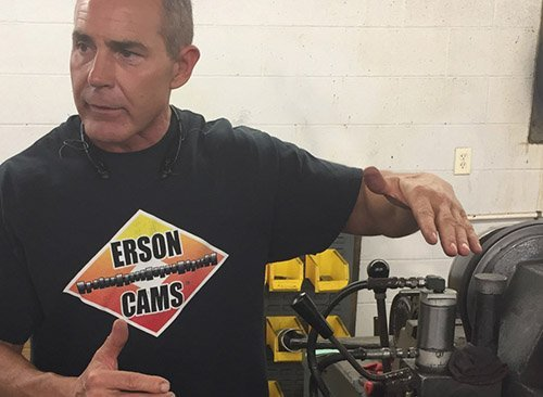 Yoder on the foolish selection of aggressive camshafts, roller lifter failures, and valve springs