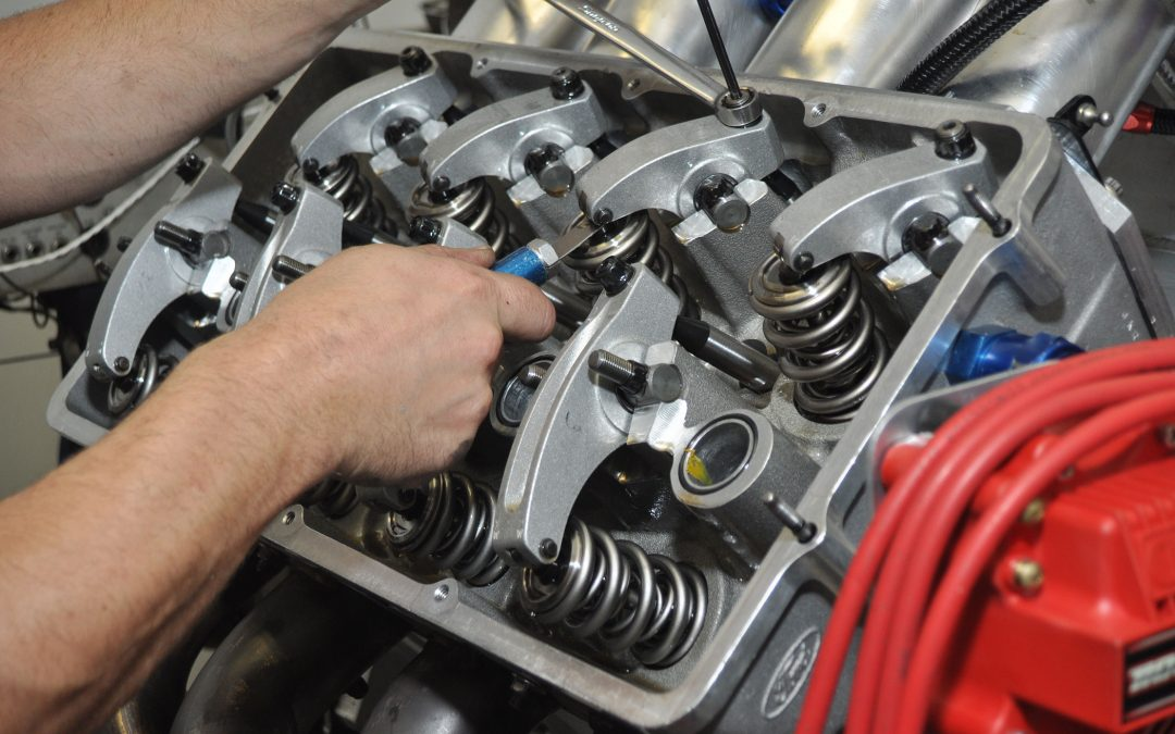 Valve springs, valve clearance, bounce, float, and surge: A few helpful details