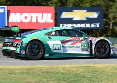 DSC_2958: Despite two punctures, the Land Motorsport Audi finished sixth. Given its speed & with better luck, it could have won.