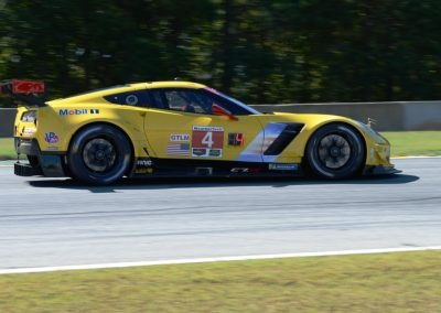 DSC_3045: Corvette racing machinery is prepared by Pratt & Miller. They've help secure 13 team championships
