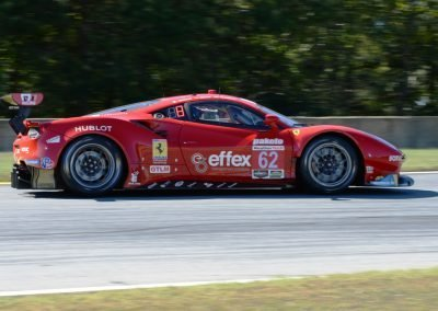 DSC_3089: GTLM Ferrari not as competitive as its GTD counterparts