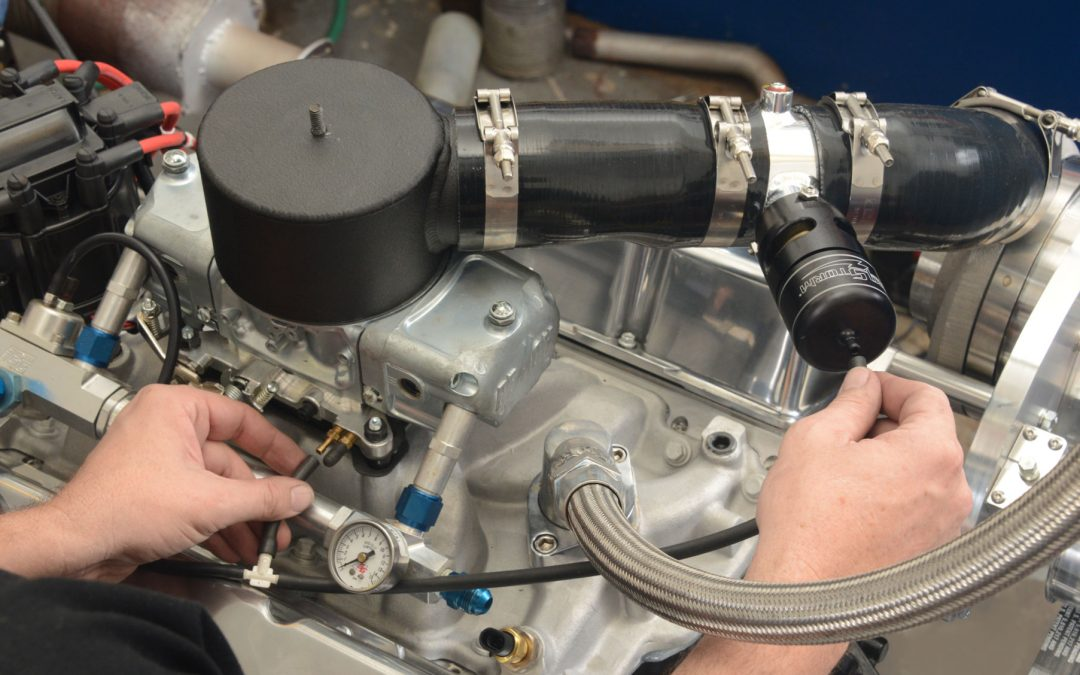 Misunderstandings about intercoolers and carbureted superchargers