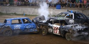 Demolition Derby: how a special cylinder head survives when all coolant is lost.