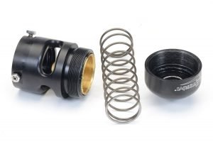 Supercharger blow-off valve explained.